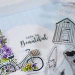 4enscrap : Atelier en Ligne « Life is Beautiful » le tuto !